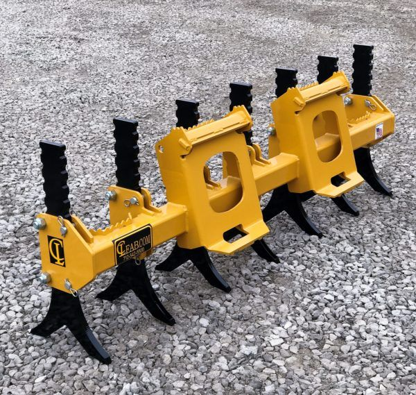 Pin On Skid Steer Attachments