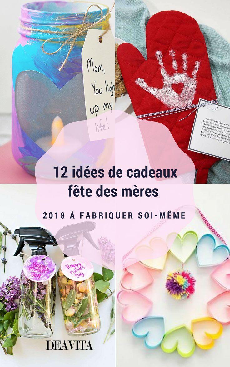Fete Des Meres Cadeau A Faire Soi Meme Latest Fete Des