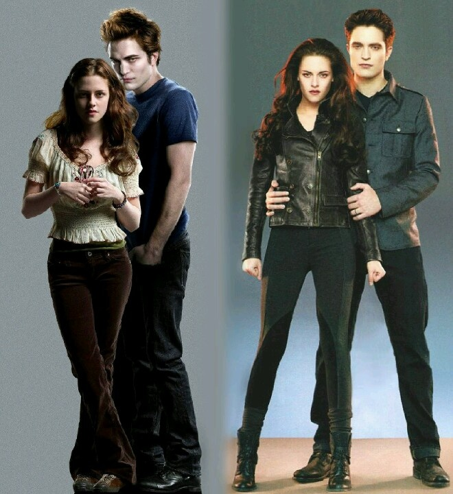 Twilight to Breaking Dawn part 2