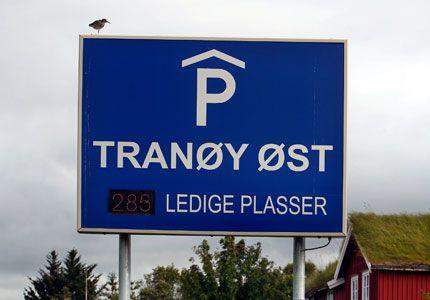 Elmgren og Dragseth på Tranøy