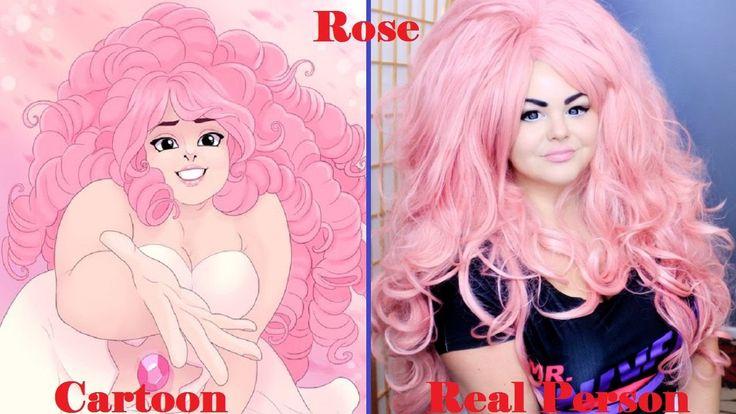Steven Universe Characters As Real People