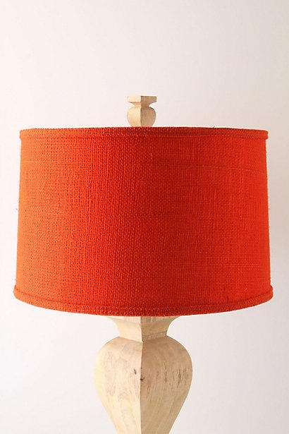 Red Light Shade #anthropologie