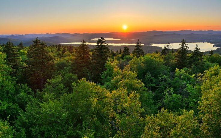 Natural Resources In The Adirondacks