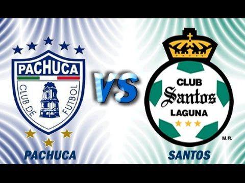 Pachuca vs Santos FC - http://www.footballreplay.net/football/2016/10/16/pachuca-vs-santos-fc/