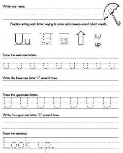 handwriting worksheet uu after school program pinterest handwriting worksheets worksheets. Black Bedroom Furniture Sets. Home Design Ideas