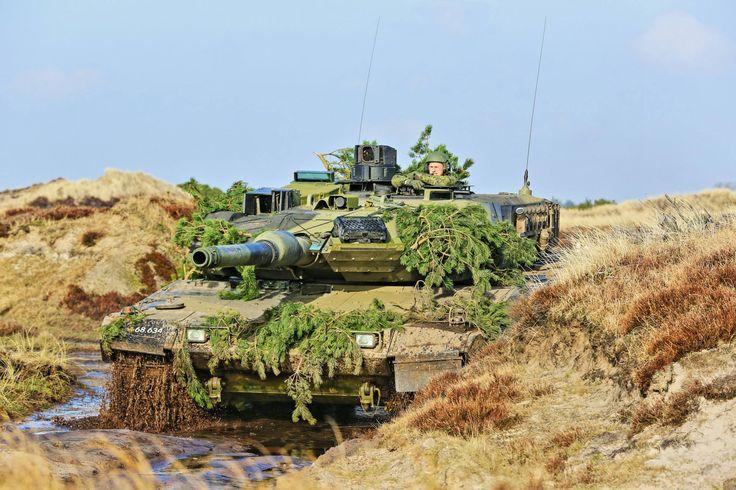 Leopard 2A5DK (Royal Danish Army - Hæren)