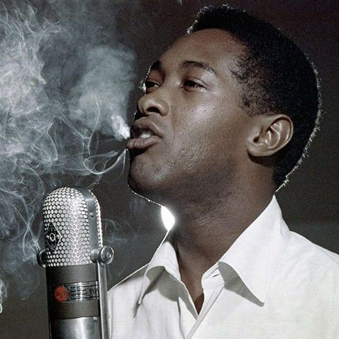 The incomparable Sam Cooke.