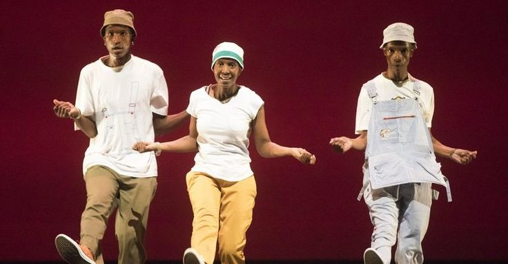 Breakin' Convention Toronto Masterclass: Soweto Skeleton Movers | TorontoDance.com