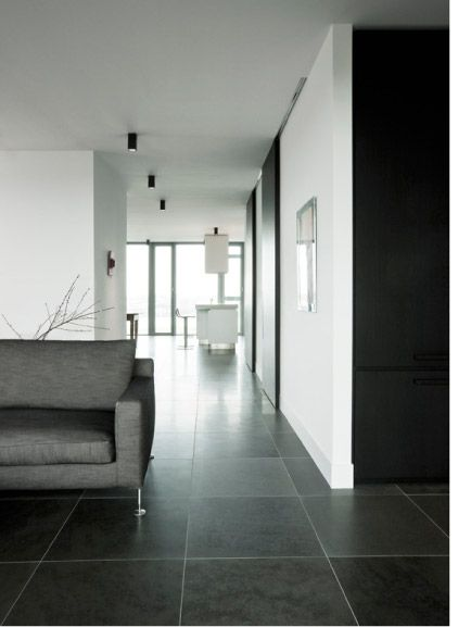 Private residence in Amsterdam. Lights by Modular Lighting Instruments: Lotis tubed #supermodular