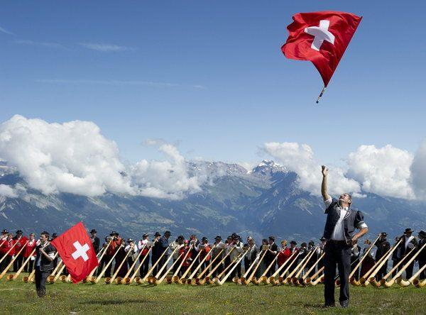 Volksrepublik Schweiz