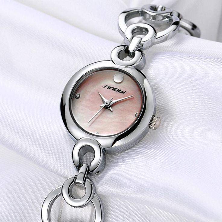 SINOBI Watches Women 2016 New Luxury Brand Dress Watches Fine Steel Strap Ladies Bracelet Watches #>=#>=#>=#>=#> Click on the pin to check out discount price, color, size, shipping, etc. Save and like it!