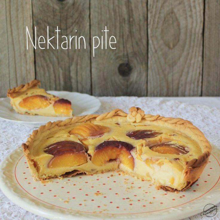Nektarin pite | SweetHome