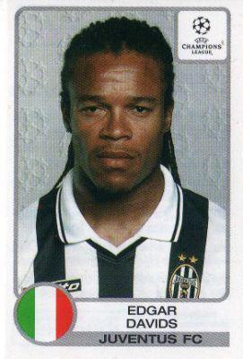 EDGAR DAVIDS Juventus