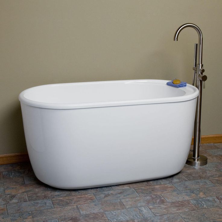 freestanding tub with faucet holes. Vada Acrylic Soaking Tub  Tap Deck Overflow No Faucet Holes Brushed 12 best Kristin and Jim images on Pinterest Bath Bathroom tubs