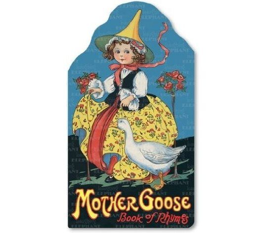What Alice Found - Mother Goose