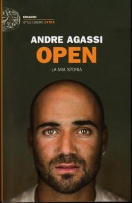 Open, Andre Agassi, Einaudi Stile Libero