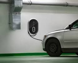 Image result for cool car charging stations