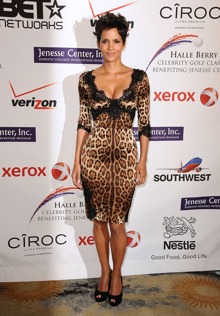 Happy 46th birthday, Halle Berry! You look (and are) amazing.