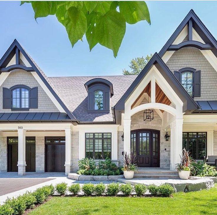 процессе наклеивания красивый фасад частного дома фото словами это