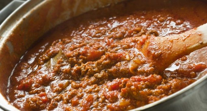 Bolognese Sauce - This Traditional Sauce Recipe Brings The Soul Of Italy Right Into Your Kitchen