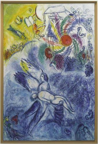 Les 69 meilleures images du tableau marc chagall sur pinterest for Chagall tableau