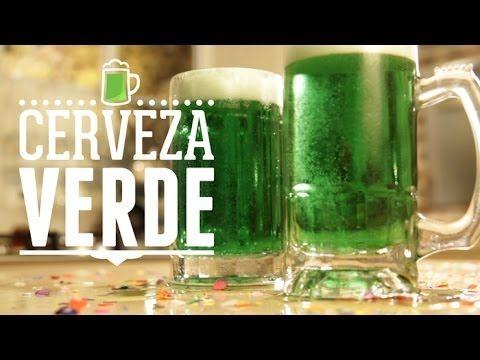 ¿Cómo preprara una Cerveza Verde? - Cocina Fresca - YouTube