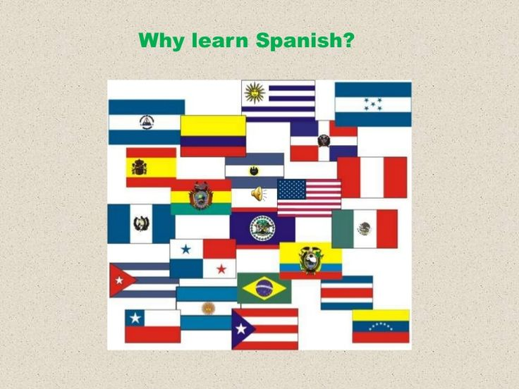 why-learn-spanish-11944241 by brisa-del-mar via Slideshare