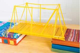 How to Make a Bridge Out of Straws (with Pictures) | eHow
