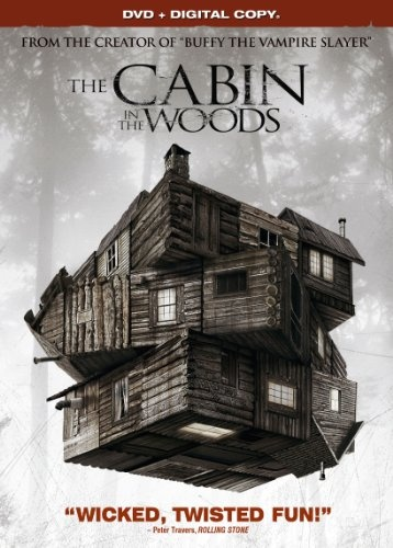 The Cabin In The Woods [DVD + Digital Copy]