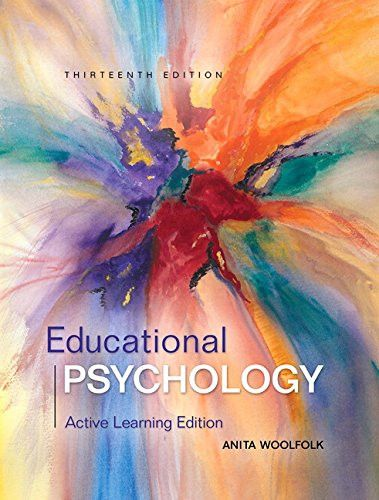 Educational Psychology: Active Learning Edition with MyEducationLab with Enhanced Pearson eText, Loose-Leaf Version -- Access Card Package (13th ... New in Ed Psych / Tests & Measurements)