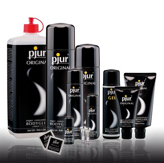 Silikone glidecremen Pjur Bodyglide er et af de mest solgte glidecremer - fås også som Woman Bodyglide specielt til kvinder som vil have en topkvalitets silikone glidecreme