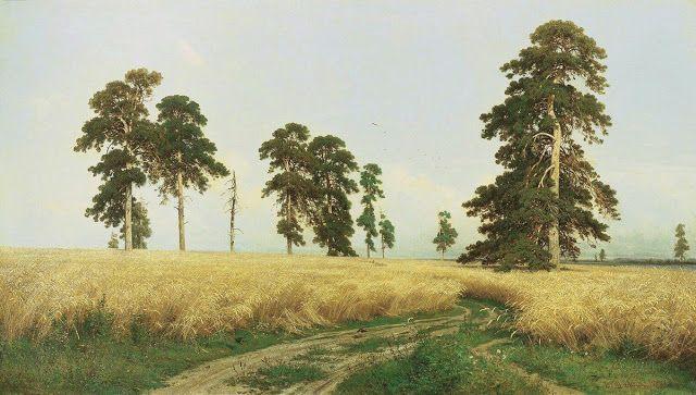 Χωράφι με Σίκαλη. (1878)