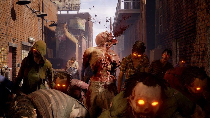 4K Zombies State of Decay 2 Game 3840x2160