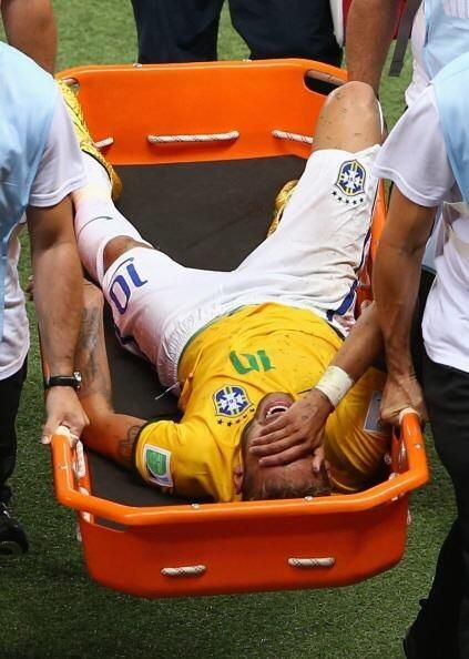 I will never forget this day for as long as I live #Neymar #Brazil #FIFA #WC2014