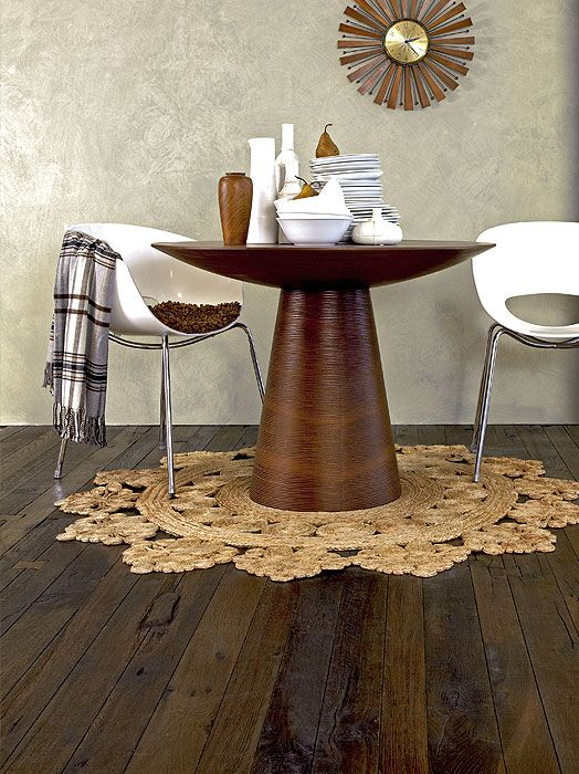 Antique Stout Brown American Oak by Royal Oak Floors.  www.royaloakfloors.com.au