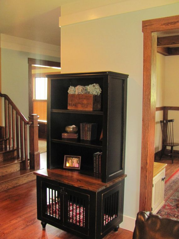Canine Cabinets Dog Kennel for your home by RelicFarmTables, $1499.00  Need this!