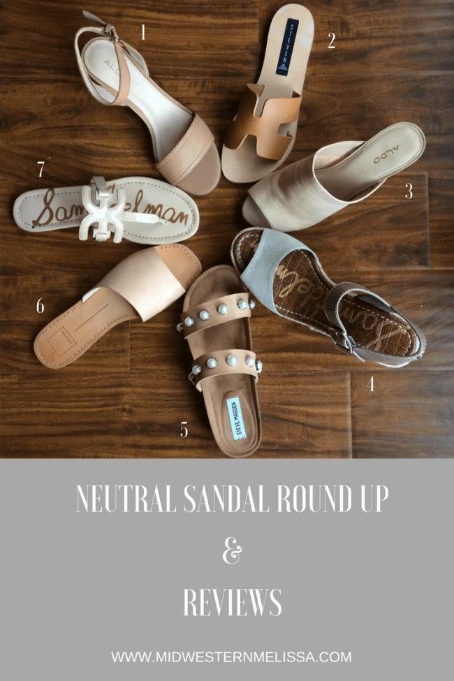 f61b1b77b5c Neutral Sandals Round Up + Reviews