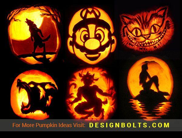 600 Scary Cool Halloween Pumpkin Carving Ideas Designs Faces Images 2018 Pumpkin Carving Kids Pumpkin Carving Pumpkin