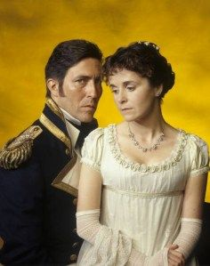 """""""Persuasion"""" Ciaran Hinds and Amanda Root - a must read and see."""