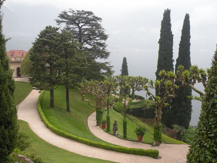 Gardens of Villa del Balbianello, Lake Como