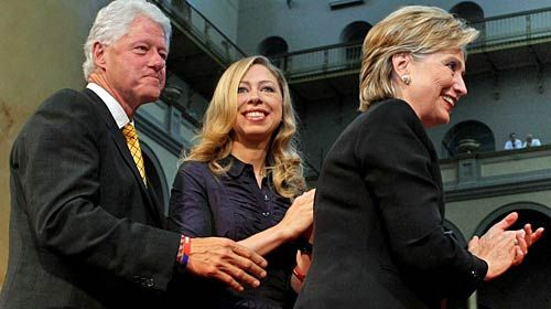 Did Barack Obama Campaign Threaten Life of Chelsea Clinton to Keep Parents Silent on Obama's Ineligibility?......AGAIN!