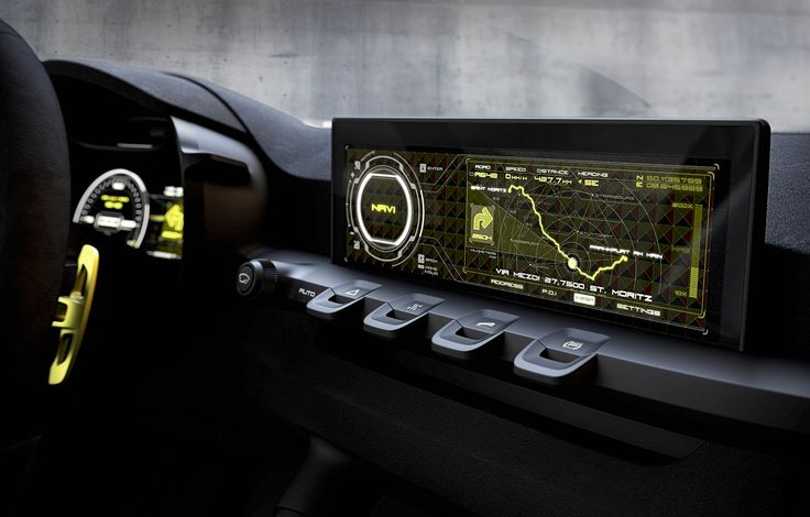 kia niro concept interior ui design pinterest. Black Bedroom Furniture Sets. Home Design Ideas