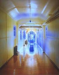 Hospital Corridors, Catherine Yass