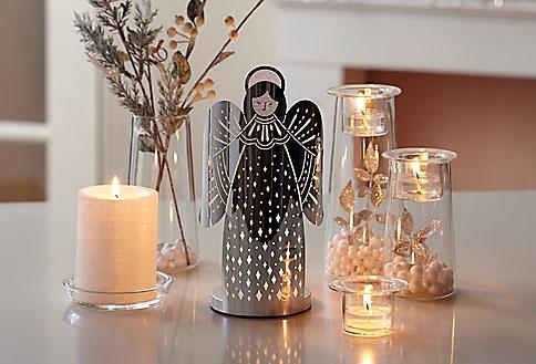 Enchanted Angel Votive Votive Holder #PartyLite #candles : Shop online at www.PartyLite.biz/NikkiHendrix