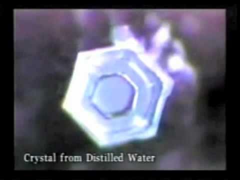 #TCGN: www.thecrystalgridnetwork.com Dr Masaru Emoto Hado Water Crystals Full Documentary
