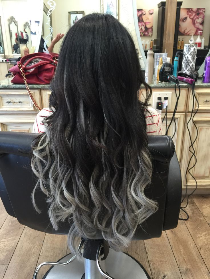 Best 25 black and silver hair ideas on pinterest black and grey high qualtiy human hair productswigshair extensions and bundles webhttps pmusecretfo Image collections