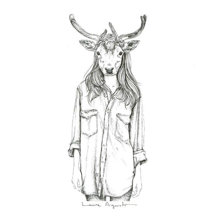 ilustraciones de Laura Agustí, personajes con sus nombres aristocráticos y dobles identidades.
