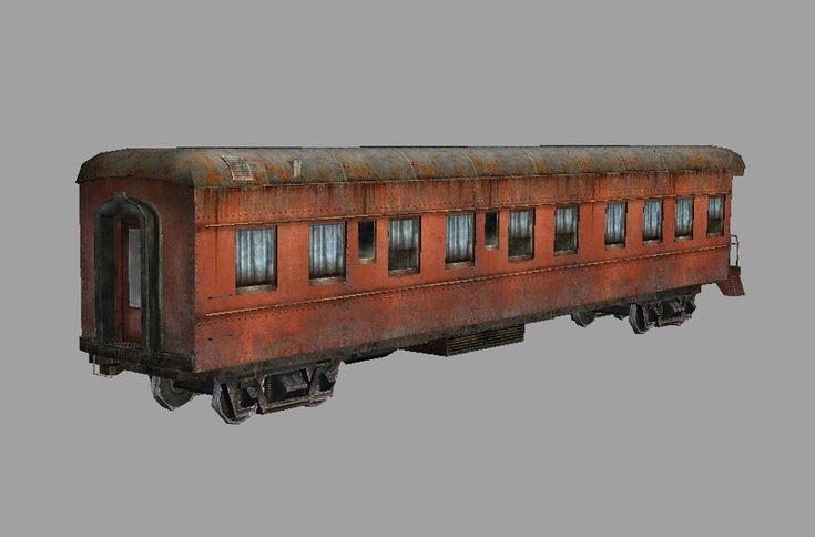 3D model for WoT Техника 02