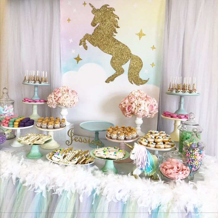 Birthday Party Buffet Table: 206 Best Candy Buffets By Bizzie Bee Creations By Iris