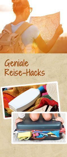 Life-Hacks für den Urlaub gesucht? http://www.gofeminin.de/reise/life-hacks-reisen-s1438120.html #lifehacks: